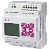 ПЛК LOGIC-10HR-A_100-240V AC_6I/4O-Rele