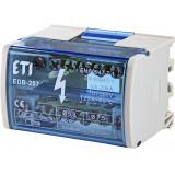 Блок распределительный EDB-207  2p, L+PE/N, 125A (7 выходов)