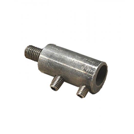 Кабельный наконечник гильза M10 для подключения проводников к разъемам CS2 (сечение гибкого проводника до 70 мм) - Фотография №1