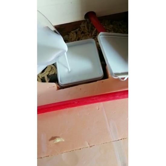 Коробка распределительная 43х80х35  в комплекте с заливным удаляемым компаундом Proisol, без клемм - Фотография №7